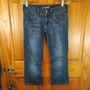 Hudson Straight Leg Jeans
